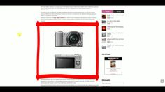Artikel über meine neue Kamera Sony-Alpha-5000 #artikel #kamera #sonyalpha5000