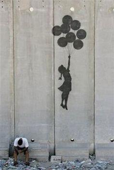 1000 images about art on pinterest banksy palestine and street artists. Black Bedroom Furniture Sets. Home Design Ideas