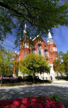 Sacred Heart Cultural Center in Augusta, Georgia