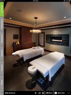 Modern Massage Room!  Come to Fulcher's Therapeutic Massage in Imlay City, MI and Lapeer, MI for all of your massage needs!  Call (810) 724-0996 or (810) 664-8852 respectively for more information or visit our website lapeermassage.com!