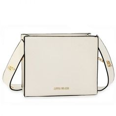 c3bce519375d AG00596 – White Anna Grace Fashion Tote Bag Anna Grace
