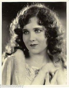 MARY BRIAN Long Hair ORIGINAL Vintage 1920s PORTRAIT RICHEE stamped DBW PHOTO