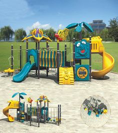 outdoor playsets for children