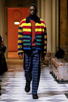 Kenzo Ready To Wear Fall Winter 2018 Paris