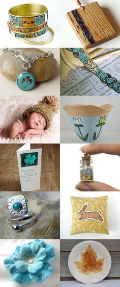 Dreaming of Spring by Pat Longmuir on Etsy--Pinned with TreasuryPin.com