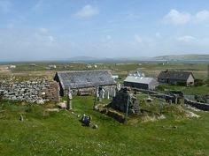 Cille Bhara, Barra, Scotland by Nigel's Best Pics, via Flickr
