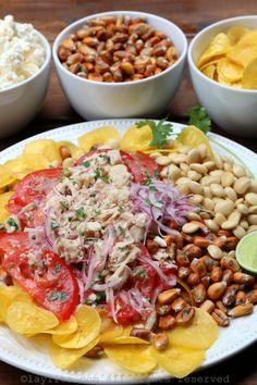 Ceviche volquetero