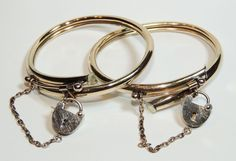 accessories on bracelet collars and