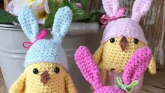 Easter egg cosies by Kate Eastwood