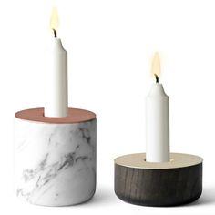 Een romantische kaarsenhouder met ruwe uitstraling - Roomed | roomed.nl