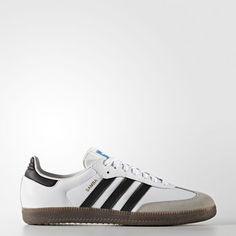 adidas - Scarpe Samba Original Adidas Samba White e2b14922d