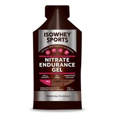 IsoWhey® Sports Nitrate Endurance Gel - Tropical - IsoWhey® Sports - Supplements/Nutrition