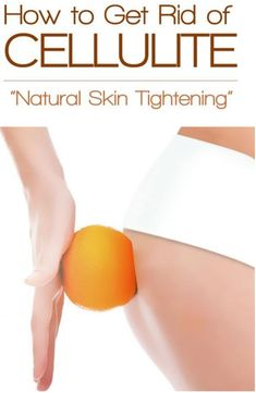 Smooth cellulite naturally