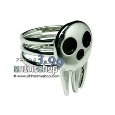 Soul Eater Death the Kid Ring