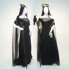 Maleficent (Coronation Gown)