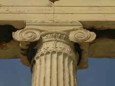 Detail of bold and modern ancient greece architecture. Greece Architecture, Ancient Greek Architecture, Architecture Panel, Chinese Architecture, Classical Architecture, Ancient Greek Buildings, Architecture Sketches, Gothic Architecture, Architecture Design