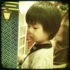 my favorite lil' nephew-monster jonah