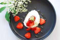 Catarina Königs matblogg Munnar, Fika, Panna Cotta, Pudding, Ethnic Recipes, Sweet, Desserts, Mascarpone, Candy