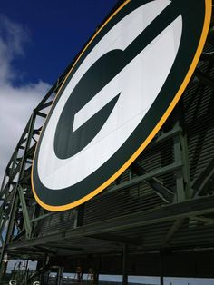 """Packers """"G"""" my favorite G in the world! Green Bay Packers Players, Green Bay Football, Packers Baby, Go Packers, Green Bay Packers Fans, Nfl Green Bay, Nfl Football Teams, Packers Football, Best Football Team"""