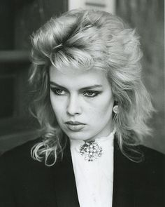 Between 1981 and Kim Wilde was signed to RAK Records. Her record company regularly issued press photos for magazines, newspapers and other interested parties. This is a complete set of those promotional photographs. See also: MCA promo photos, Kim Wilde, Cher Bono, 80s Hair, Music Pics, Idole, Patti Smith, Michelle Pfeiffer, 20th Century Fashion, Famous Singers