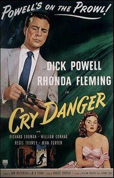 Cry Danger,Grito de terror (1951)
