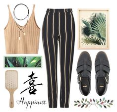 Gabby Road Nr.365 by stineflindtande on Polyvore featuring polyvore, fashion, style, WithChic, Topshop, ASOS, Vanessa Mooney, Philip Kingsley and clothing