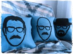 """""""Say my name!!""""  Heisenberg - Walter White    Quem é fã da série """"precisa"""" deste conjunto em casa!"""