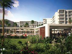 Hotel Riu Playa Blanca - Outdoor pool