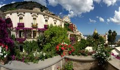 Hotel Positano 4 Star - Palazzo Murat - just a dream... it belonged to the king of Naples!!
