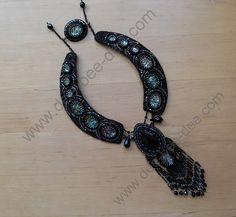 Ophelia Collar Necklace