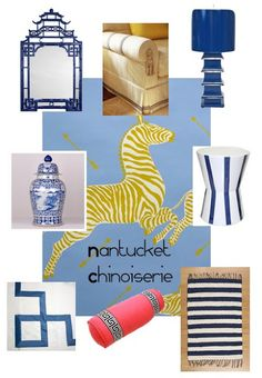 Chinoiserie Chic: Happy Memorial Day - Stripes & Chinoiserie Inspiration Boards