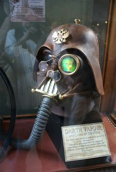 Darth Vapour Lord of the Steam