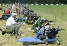 Compete in a Marksmanship Competition