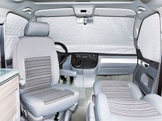 ISOLITE® Extreme inside the VW T5 California