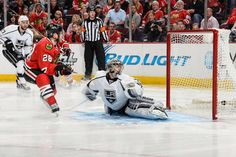 Smith scores in Game 5 of WCF on 5/28/2014.