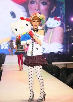 Hello Kitty Harajuku Fashion | Hello Kitty Forever
