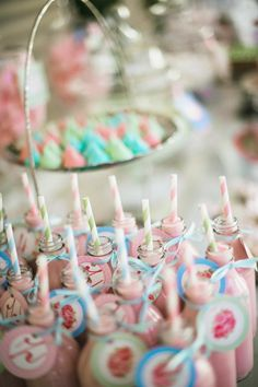 Vintage Shabby Chic Princess 4th Birthday Party