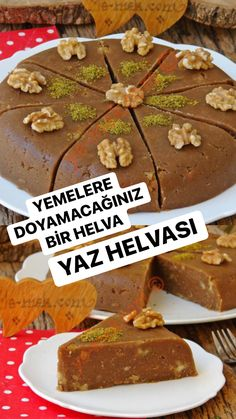 Turkish Sweets, Turkish Recipes, Afternoon Tea, Food Videos, Ham, Waffles, Recipies, Food And Drink, Cooking Recipes