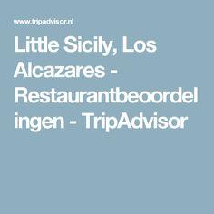 Little Sicily, Los Alcazares - Restaurantbeoordelingen - TripAdvisor