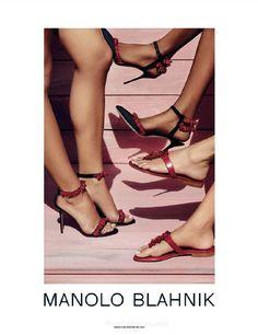 #Manolo #Blahnik #SS2015 #shoes