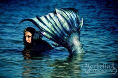 Mermaid Ravens Angler tail