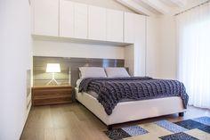 Camera d'ospiti in residenza privata | Armonia Interni Srl
