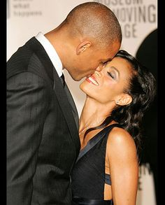 "Jada Pinkett-Smith Writes Letter About ""Open Marriage"" To Will Smith 