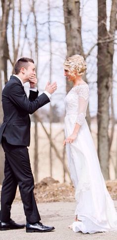 People are pinning this to their wedding boards not realizing this is twenty one pilots Tyler Joseph and his wife