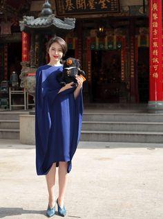 台湾観光局イメージキャラクターに長澤まさみさん 台湾・台南で新CM撮影も [フォトフラッシュ]