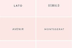 10 Amazing Sans Serif Fonts For Your Brand