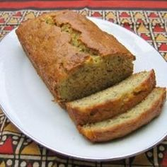 Whole Wheat Agave Banana Bread (Low Calorie/Fat) Recipe via @SparkPeople