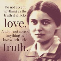today is the feast day of Edith Stein, Saint Teresa Benedicta of the Cross, Jewish convert to Catholicism who was martyred under Hitlers regime, if you have not read this woman's story, you really need to! Catholic Quotes, Catholic Prayers, Catholic Saints, Religious Quotes, Spiritual Quotes, Roman Catholic, Catholic Religion, Catholic Art, Spiritual Guidance