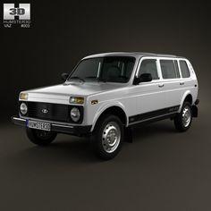 3D Model Car 5 - 3D Model