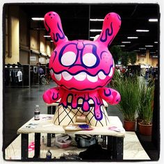 Dunny Custom by MaD